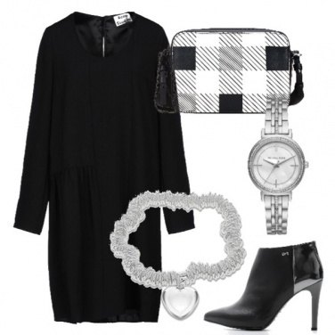 Outfit Scuro 12