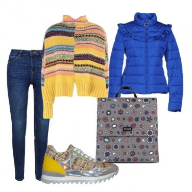 Outfit Urban #9444