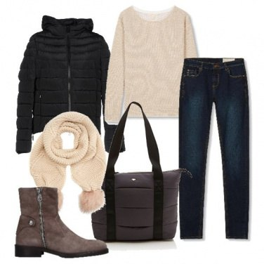 Outfit Cream
