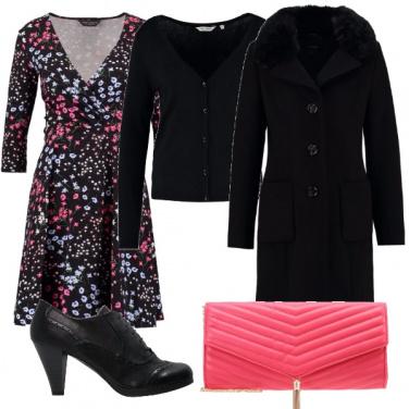 Outfit Nero sì ma senza rinunciare al colore