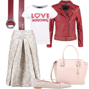 Outfit E\' già san valentino