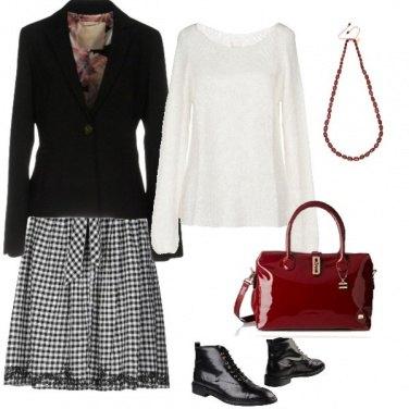 Outfit A pranzo dai tuoi