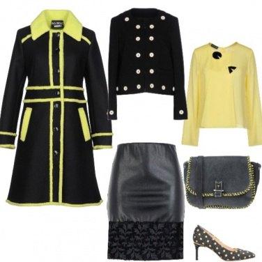 Outfit Contrasti piacevoli