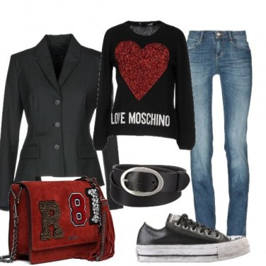 Outfit Converse limited edition