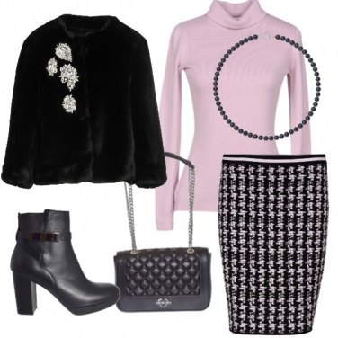 Outfit Preppy girl