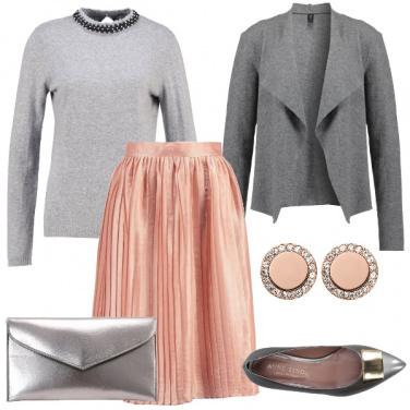 Outfit Bon ton raffinato