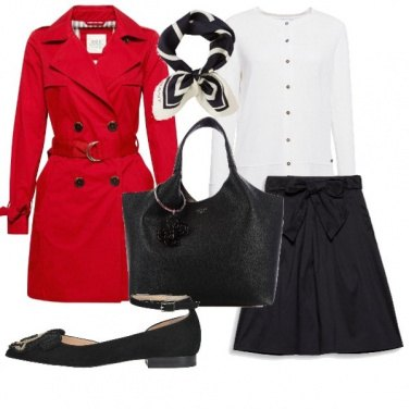 Outfit Donna in carriera glam