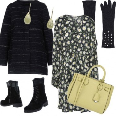 Outfit Fiore d\'inverno!