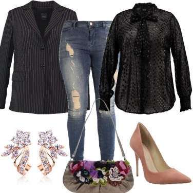 Outfit Curvy effervescente