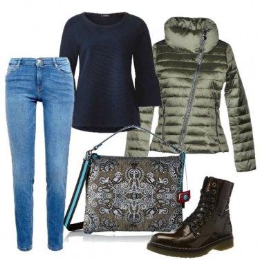 Outfit Trendy a lezione