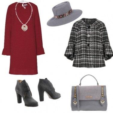 Outfit Trendy, accessori con colori coordinati