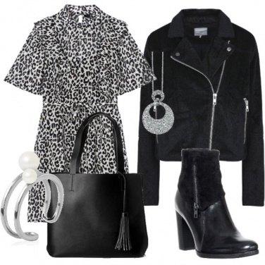 Outfit Animalprint