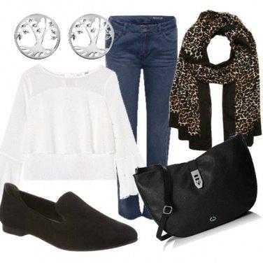 Outfit Leggermente Aggressivo