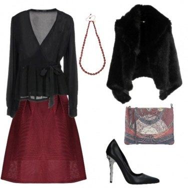 Outfit Vigilia di Natale