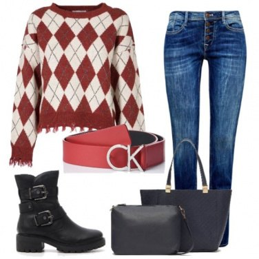 Outfit Basic #19110