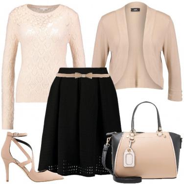 Outfit Perfetta in bon ton