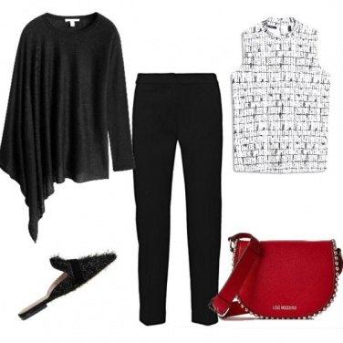 Outfit La ciabattina glam