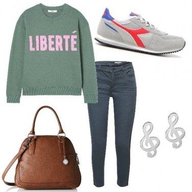 Outfit Sabato pomeriggio