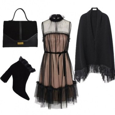 Outfit Al party d\'inverno