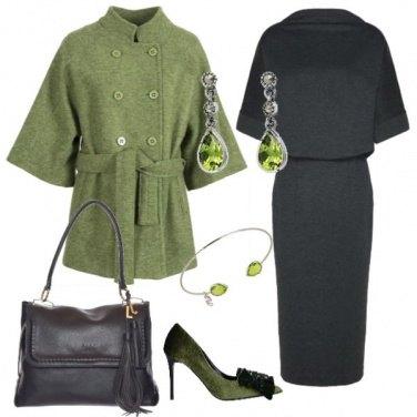 Outfit Verde acido