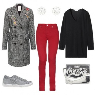 Outfit Easyred