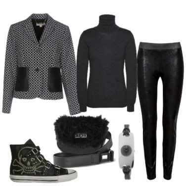 Outfit Trendy con il blazer