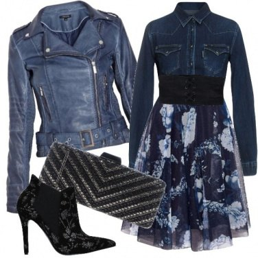Outfit Rock #3909