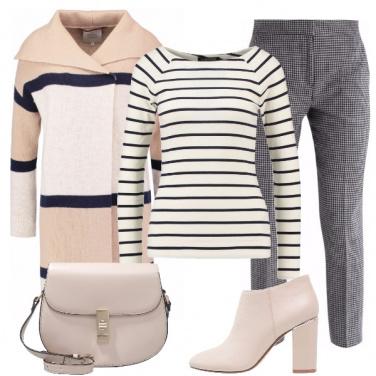 Outfit In ufficio alla moda