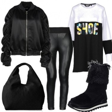 Outfit Urban #9518