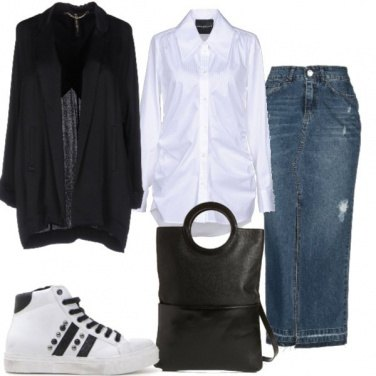 Outfit Urban #9519