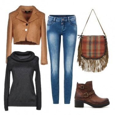 Outfit Etnico #3602