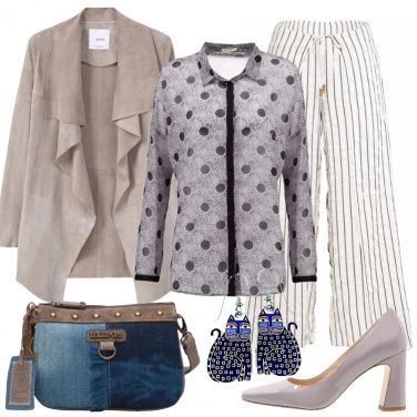 Outfit Aria di week end