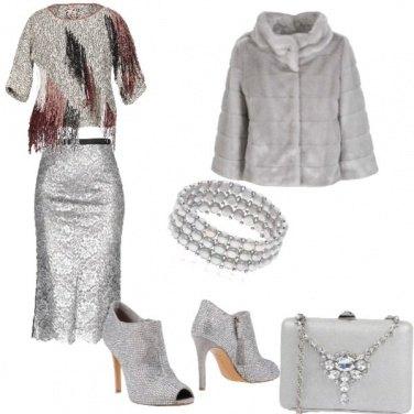 Outfit Trendy, la donna di ghiaccio