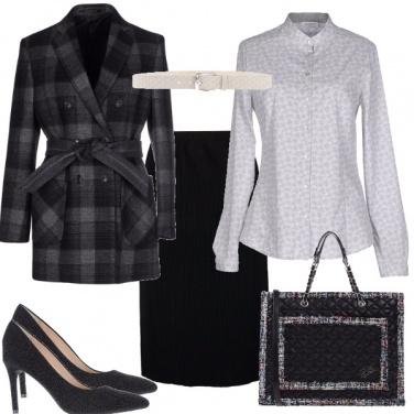 Outfit La cintura che illumina