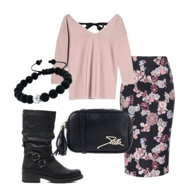 Outfit Bella in fiore