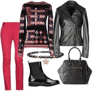 Outfit Maglione fantasy