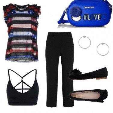 Outfit Un po\' francese...