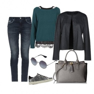 Outfit Casual city