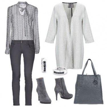 Outfit La giacca chiara