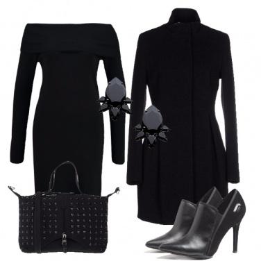 Outfit Il nero salva occasioni