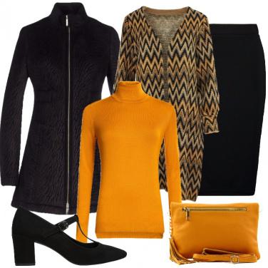 Outfit Contro il freddo di gennaio