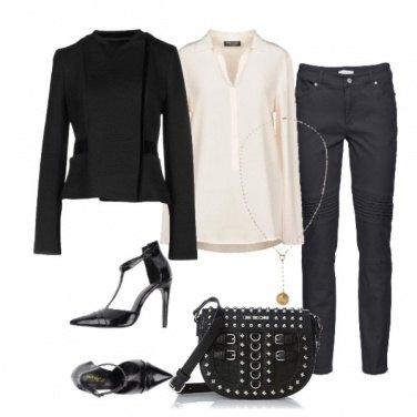 rock il Rock outfit tuo Bantoa Outfit Donna su Trova xwZCqxaf4 1029f187c53