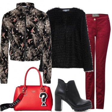 Outfit Rock #3918