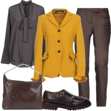 Outfit Accostamento perfetto