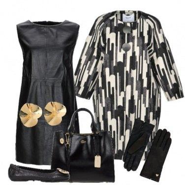 Outfit Serata a tema anni 60
