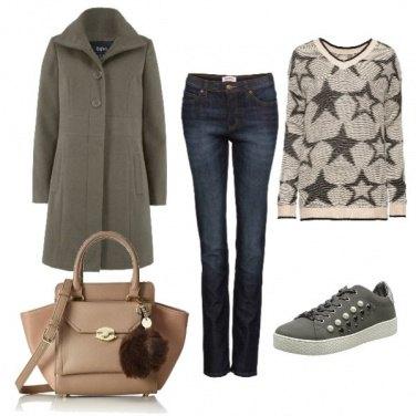 Outfit Maglia stellare