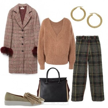 Outfit Mix di stampe