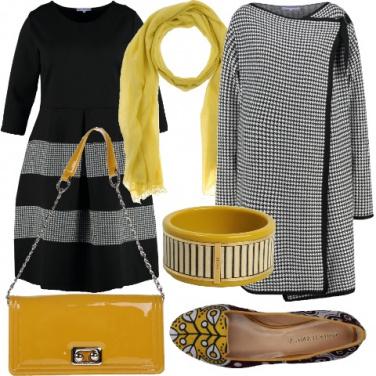 Outfit Un bon ton che innamora