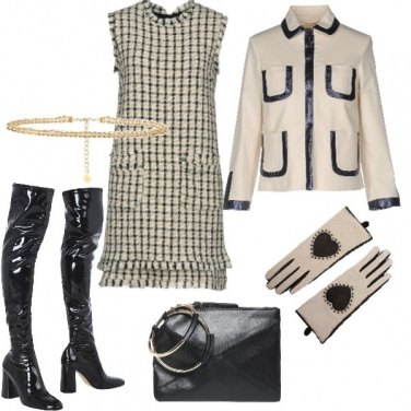 Outfit Revival anni 60
