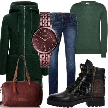 Outfit Robin hood